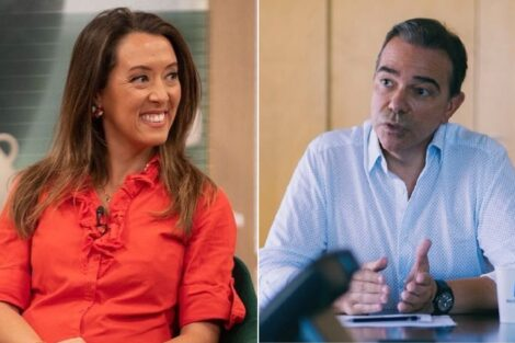 Marta Rangel, Nuno Santos, Cnn Portugal