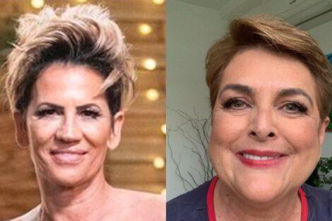O Amor Acontece, Helena Neres, Luísa Castel-Branco