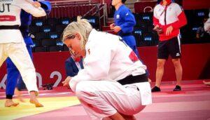 Telma Monteiro, Jogos Olímpicos, Tóquio 2021, Raminhos