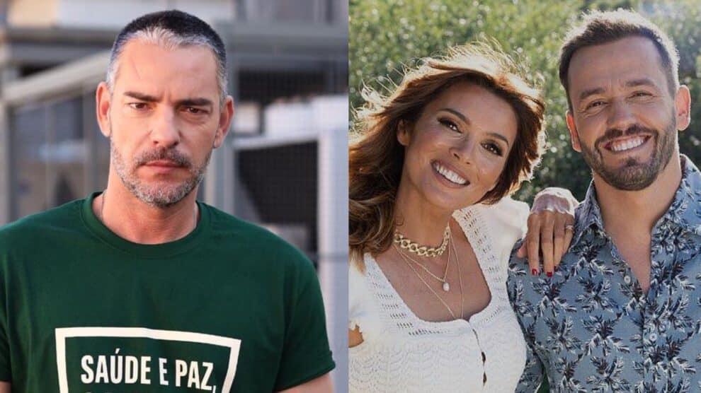 Cláudio Ramos, Maria Cerqueira Gomes, Pedro Teixeira, O Amor Acontece
