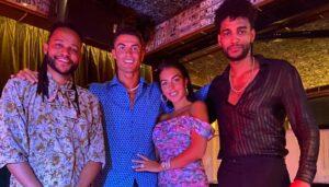 Cristiano Ronaldo, Georgina Rodríguez, Calema