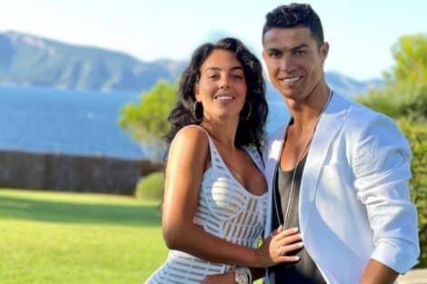 Georgina Rodriguez, Cristiano Ronaldo, Ferias Maiorca