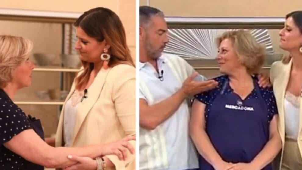Maria Botelho Moniz, Tia Cátia E Claudio Ramos