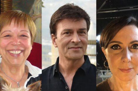 Maria Vieira, Tony Carreira, Maria Joao Abreu