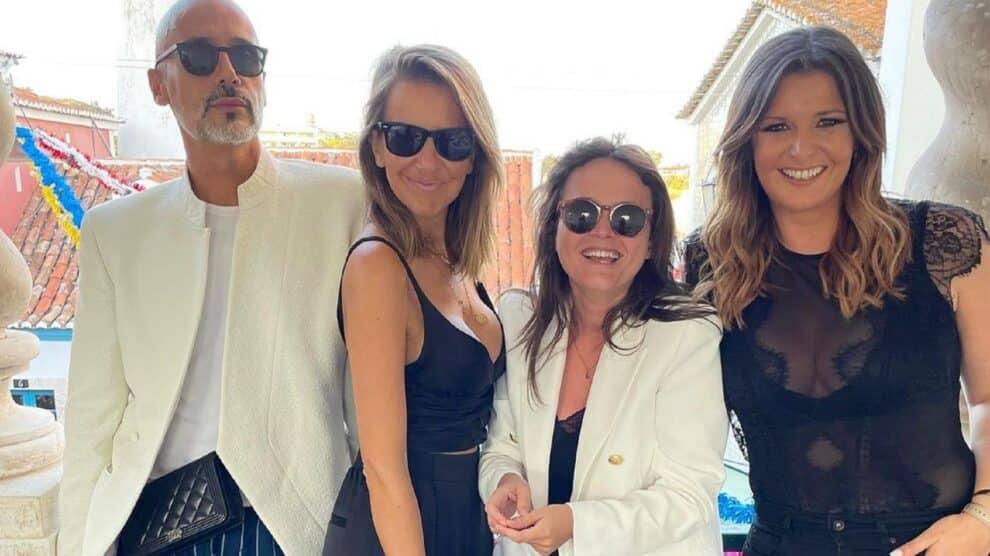 Pedro Crispim, Maria Botelho Moniz, Ana Arrebentinha, A Pipoca Mais Doce