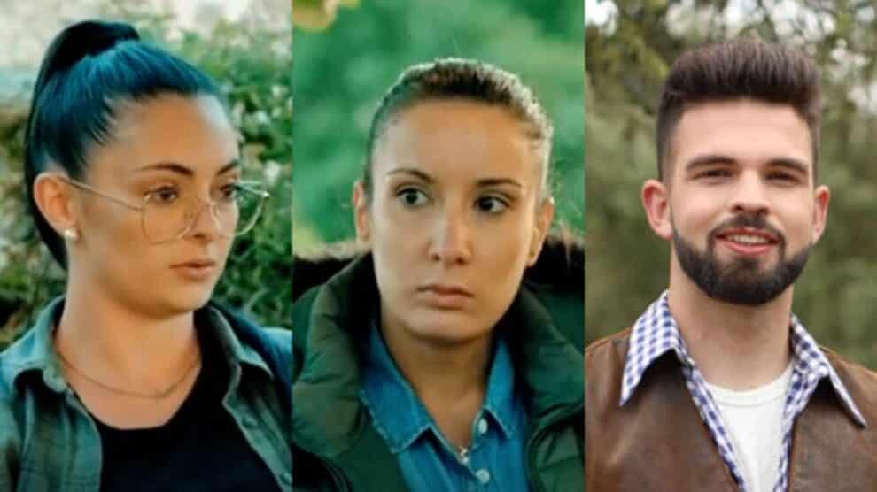 Quem Quer Namorar Com O Agricultor, Ana Cristina, Filipa, Diogo