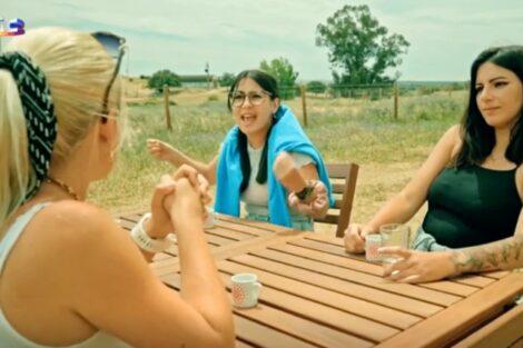 Quem Quer Namorar Com O Agricultor, Andreia, Sara, Luis Feijão