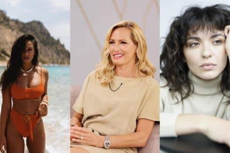 Tvi, Rita Pereira, Fernanda Serrano, Sara Barradas, Joana Seixas