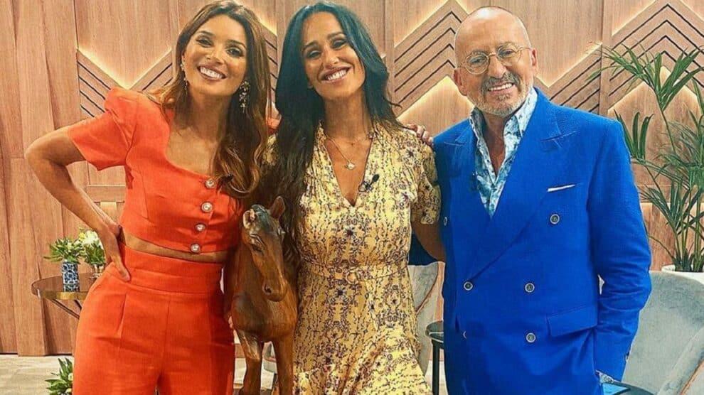 Rita Pereira, Maria Cerqueira Gomes, Manuel Luis Goucha