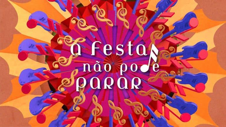 A Festa Não Pode Parar, Jornal Das 8, Tvi