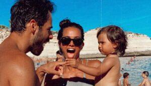 Cláudia Vieira, João Alves, Filha, Namorado