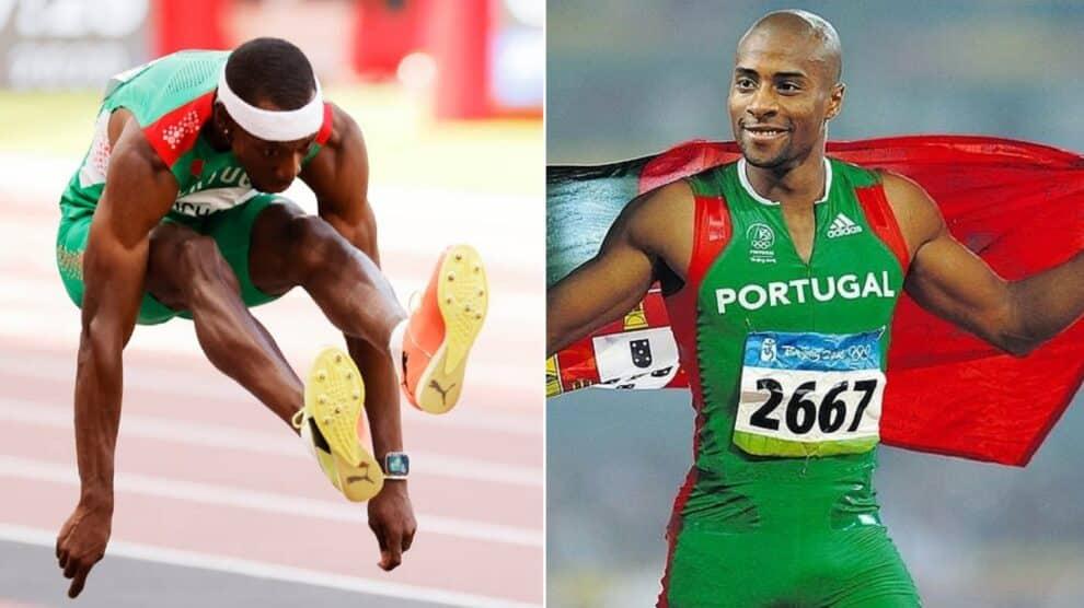Jogos Olímpicos, Nelson Évora, Pedro Pichardo