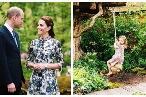 Kate Middleton Principe William Charlotte