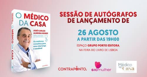 O Médico Da Casa, Sic, Almeida Nunes