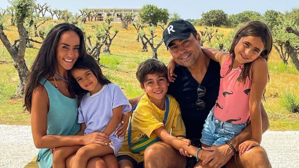 Ricardo Pereira, Francisca Pinto Pereira, Filhos
