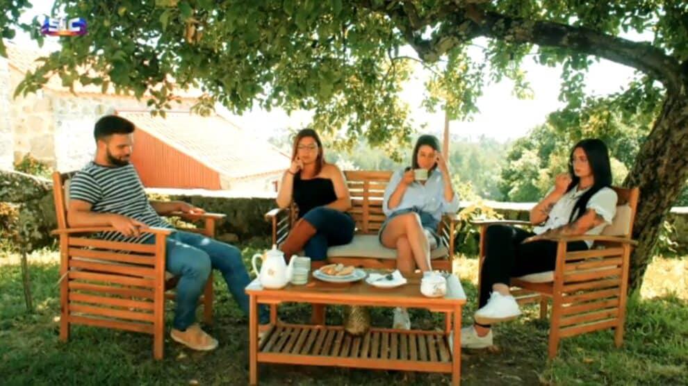 Agricultor, Diogo, Paula, Pretendentes