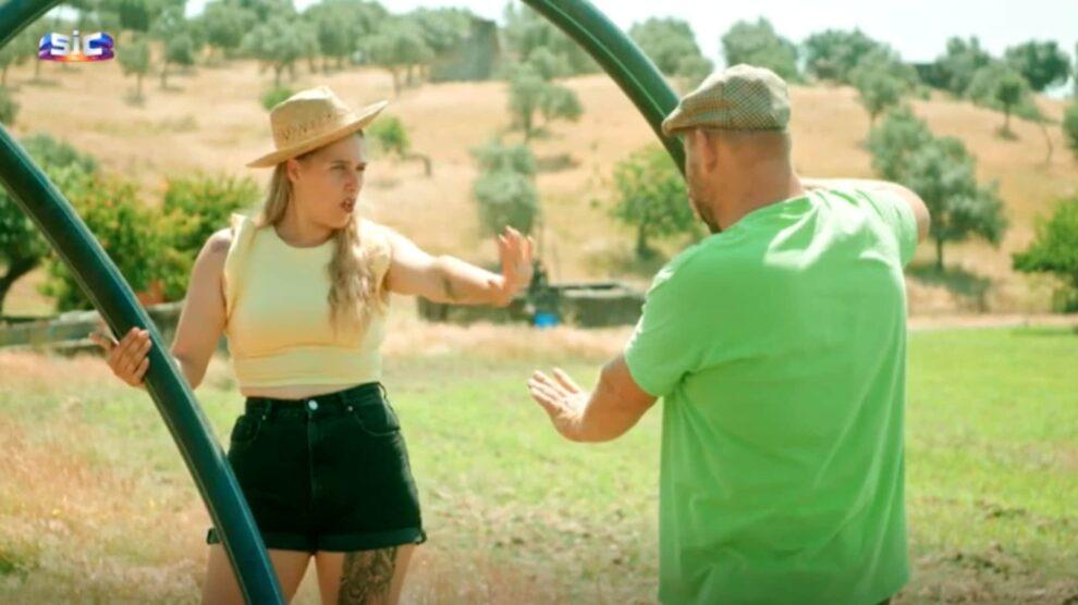 Ana, Tiago Belo, Quem Quer Namorar Com O Agricultor