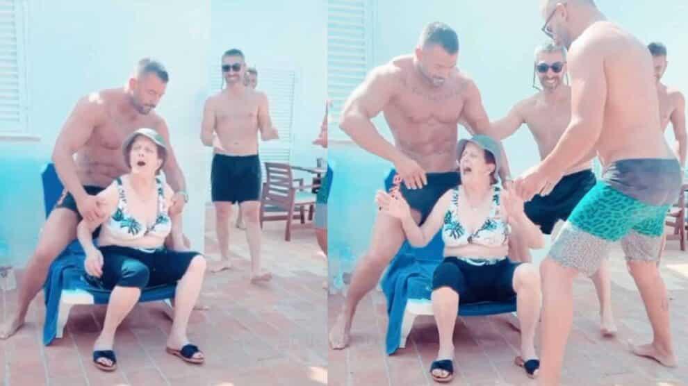 Avo Marco Costa, Dança Sensual