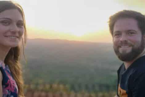 Bruno Fernandes, Tatiana Oliveira, Casados À Primeira Vista