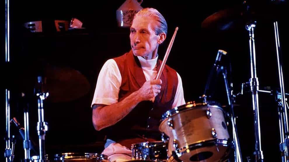Charlie Watts, Rolling Stones