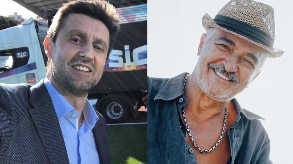 Daniel Oliveira, Rogerio Samora
