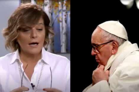 Julia Pinheiro, Papa Francisco