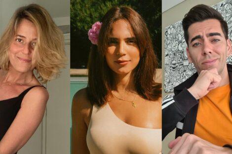 Leonor Poeiras, Olivia Ortiz, Pedro Fernandes, Tvi