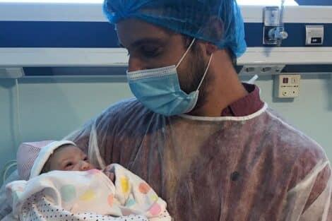 Luis Nascimento, Filha