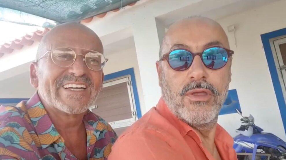 Manuel Luis Goucha, Marido Rui Oliveira, Monte Alentejo