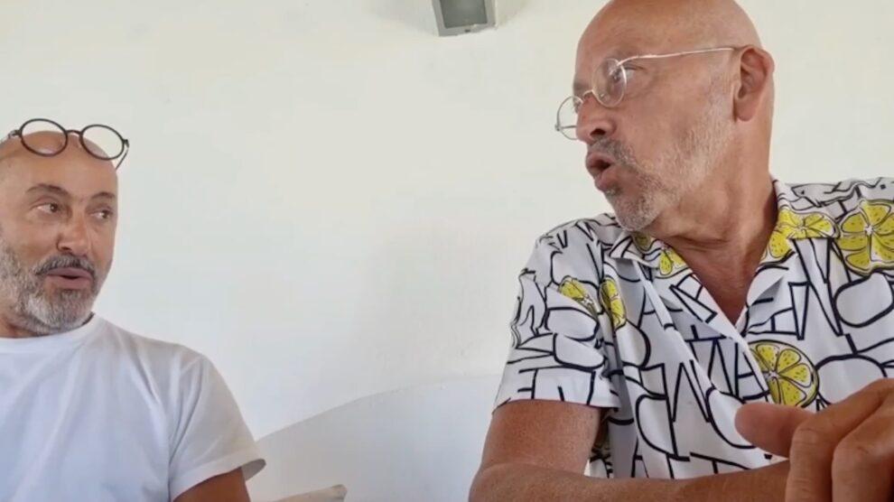 Manuel Luis Goucha, Rui Oliveira, Ferias