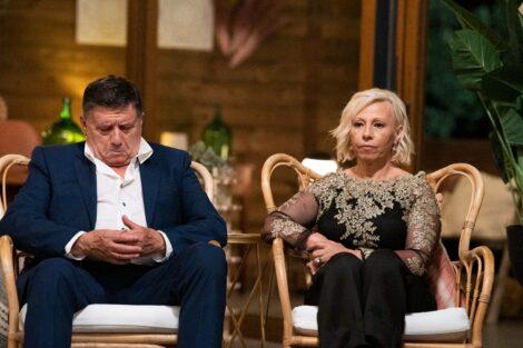 O Amor Acontece, Isabel, Luís