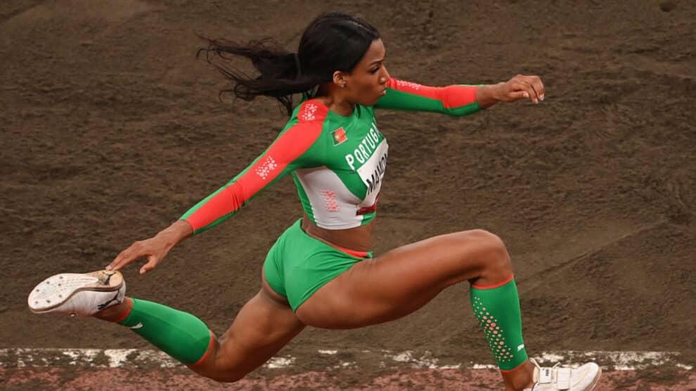 Patricia Mamona, Jogos Olimpicos