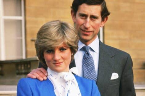 Princesa Diana, Carlos