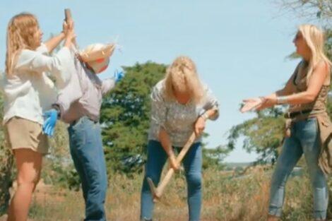 Quem Quer Namorar Com O Agricultor, Andreia, Sonia