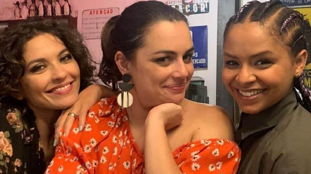 Sara Barradas, Ana Guiomar E Claudia Semedo