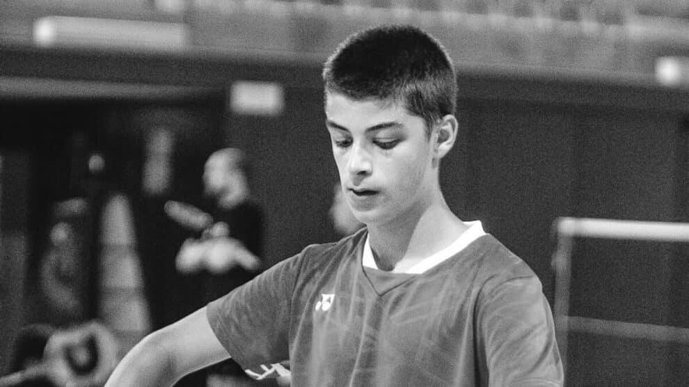 Tomas Sacramento, Jovem 16 Anos Morre Badminton