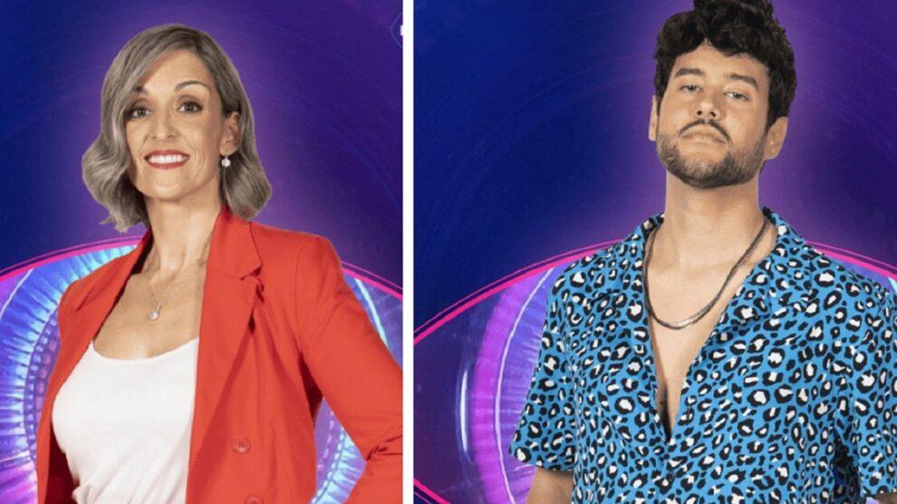 Ana Morina, Bruno Almeida, Big Brother