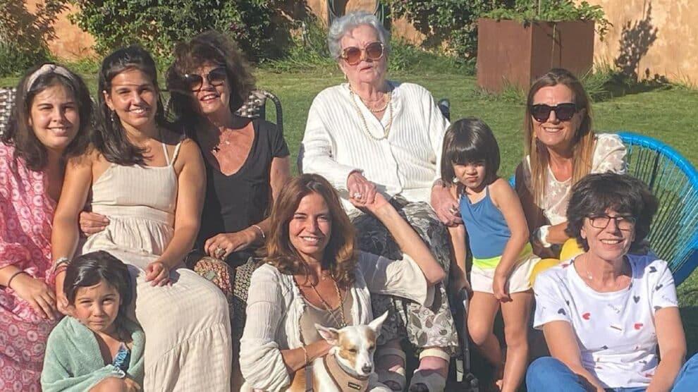 Bárbara Guimarães, Família