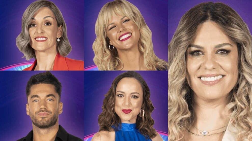 Big Brother, Ana Barbosa, Ana Morina, Yeniffer, Rui Pinheiro, Débora