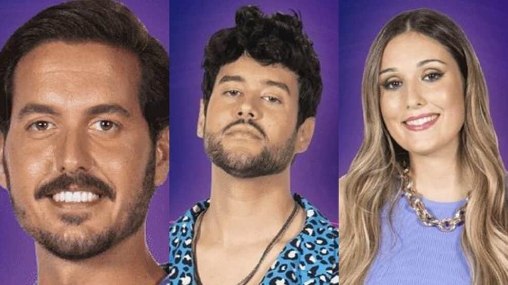 Big Brother, António, Bruno, Rita