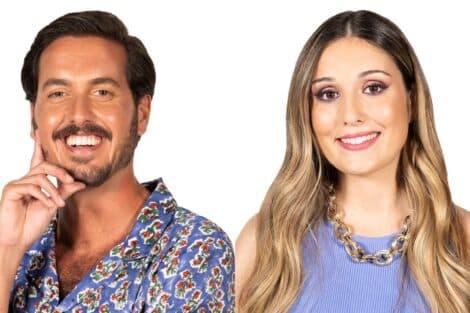 Big Brother, António, Rita Santos