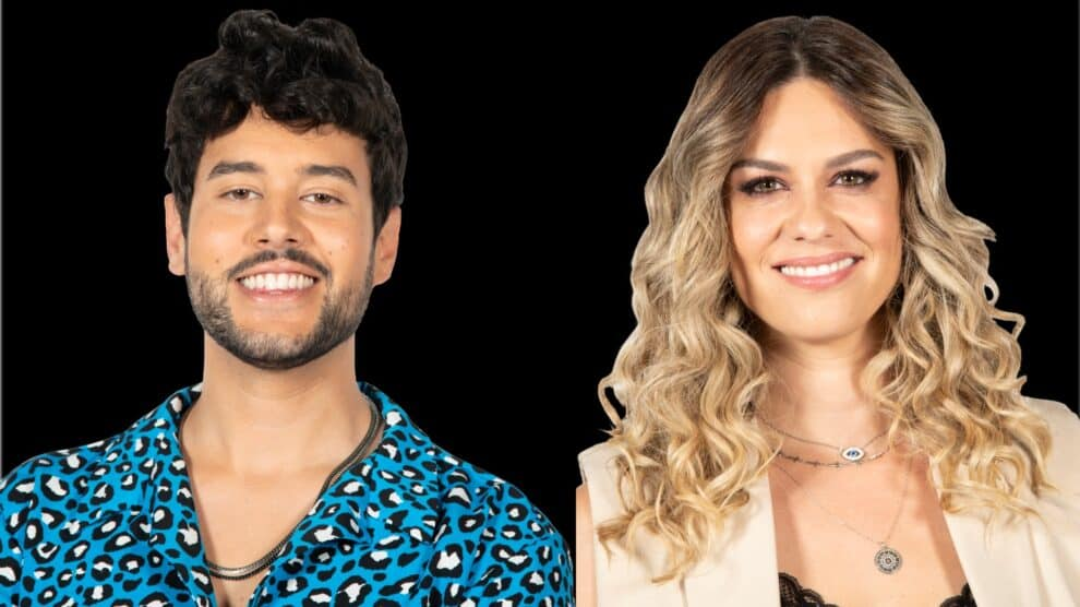 Big Brother, Bruno Almeida, Ana Barbosa