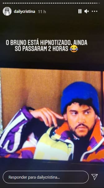 Big Brother, Cristina Ferreira, Bruno