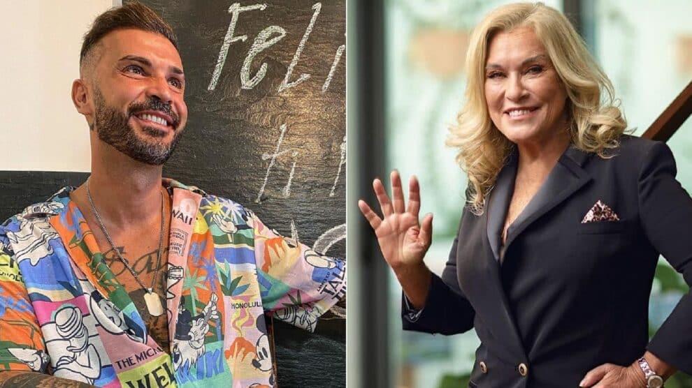Bruno Savate, Teresa Guilherme, Big Brother