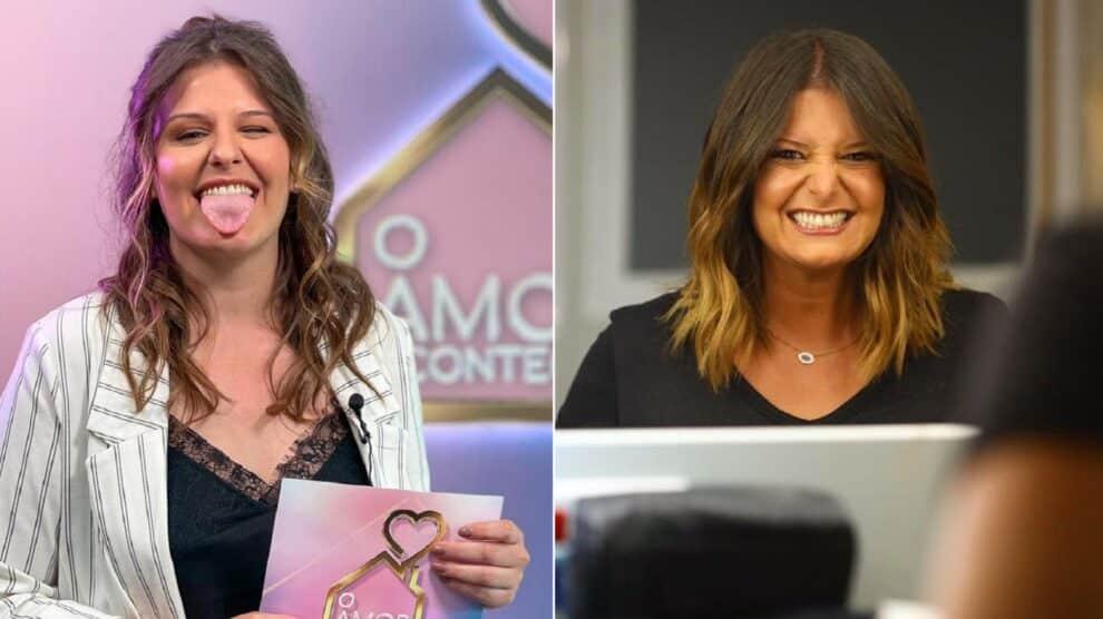 Daniela Magalhães, Maria Botelho Moniz, Big Brother