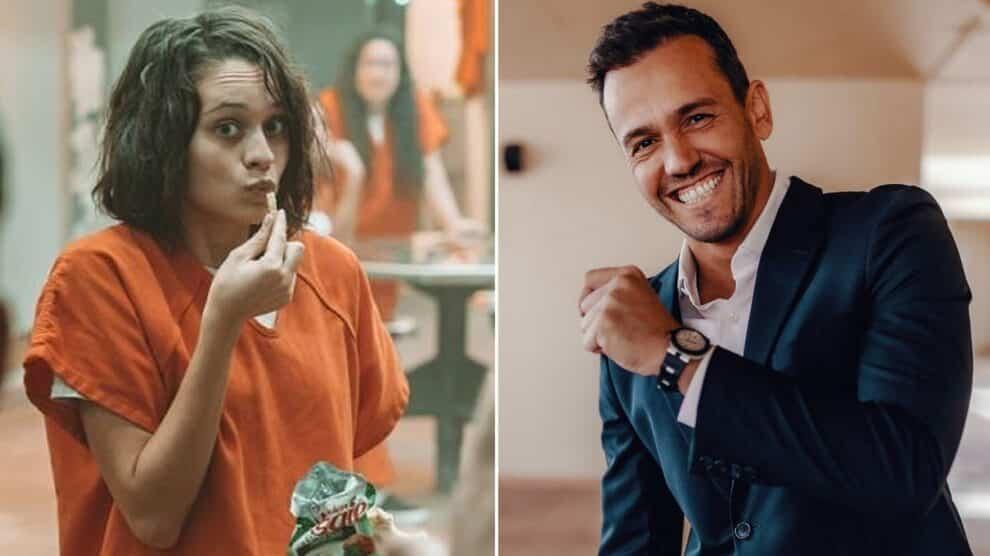 Daniela Melchior, Pedro Teixeira