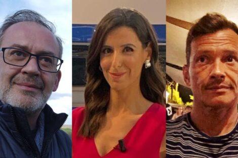 Jornal Das 8, Jose Alberto Carvalho, Pedro Mourinho, Sara Pinto