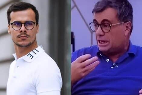 Pedro Alves, Quintino Aires, Big Brother