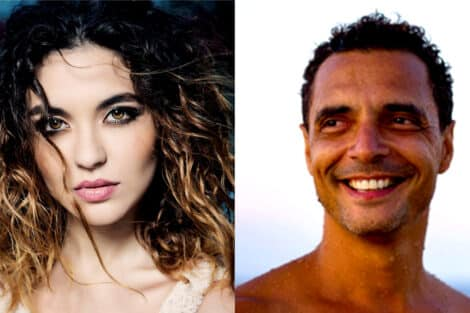 Sara Barradas, Pedro Hossi