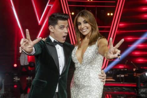 The Voice Portugal, Catarina Furtado E Vasco Palmeirim
